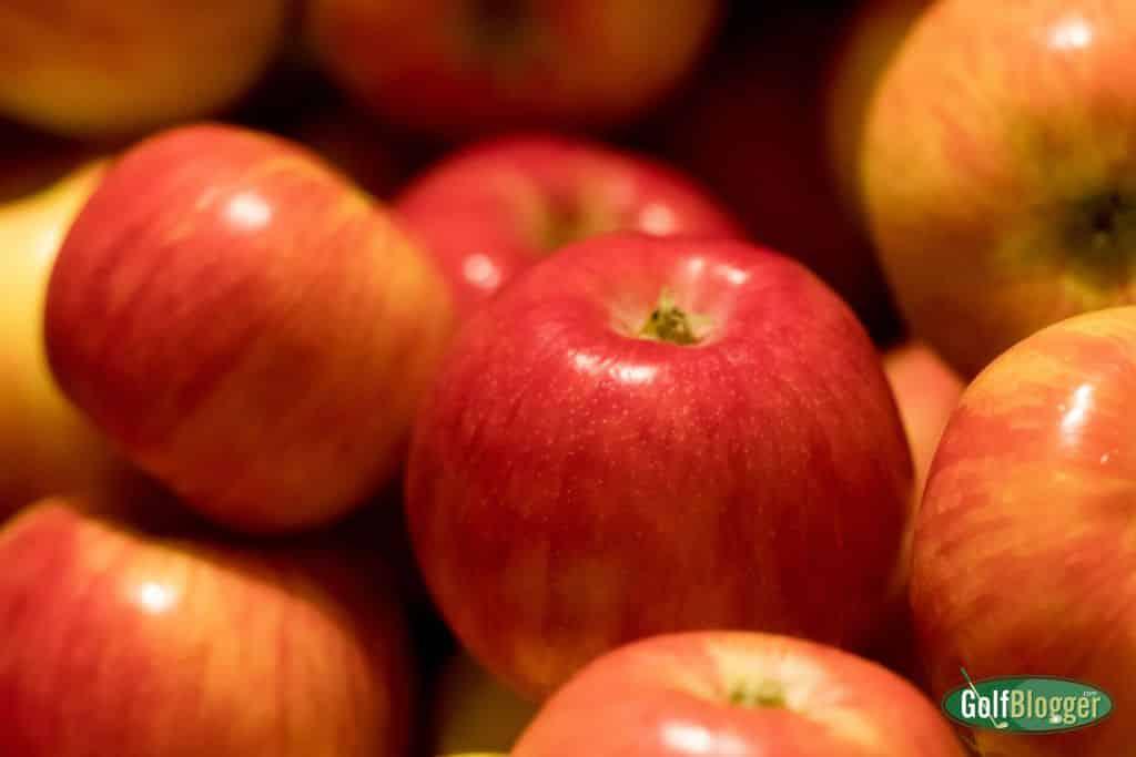 Honeycrisp Apples From Dexter Cider Mill