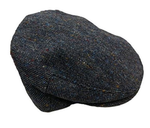 Irish Tweed Flat Cap