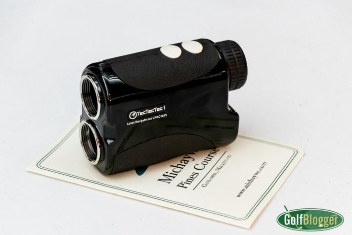 TecTecTec Laser Rangefinder