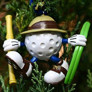 Golf Ball Christmas Ornament