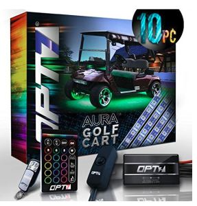 Golf Cart LED Glow Light Kit
