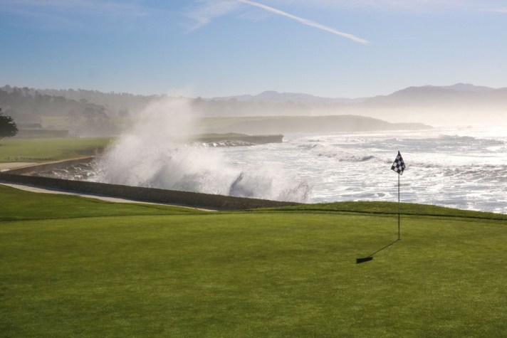 Play The US Amateur Challenge At Pebble Beach