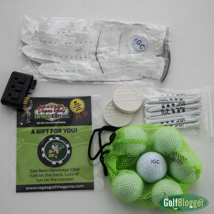 Intelligent Golf Club