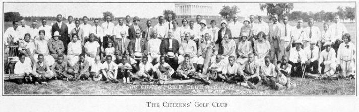 Golf Course Desegregation Cases