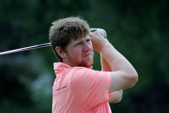 Josh Gibson from Friday at the 107th Michigan Amateur