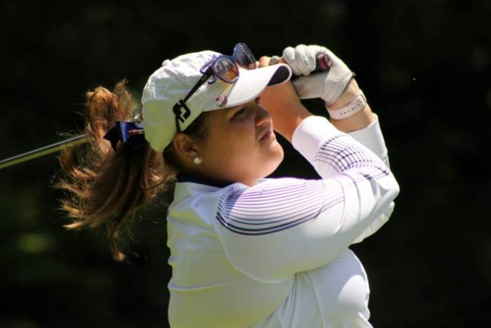DeWitt's Liz Nagel Shoots 67 to Lead Michigan Women's Open at Crystal Mountain Resort