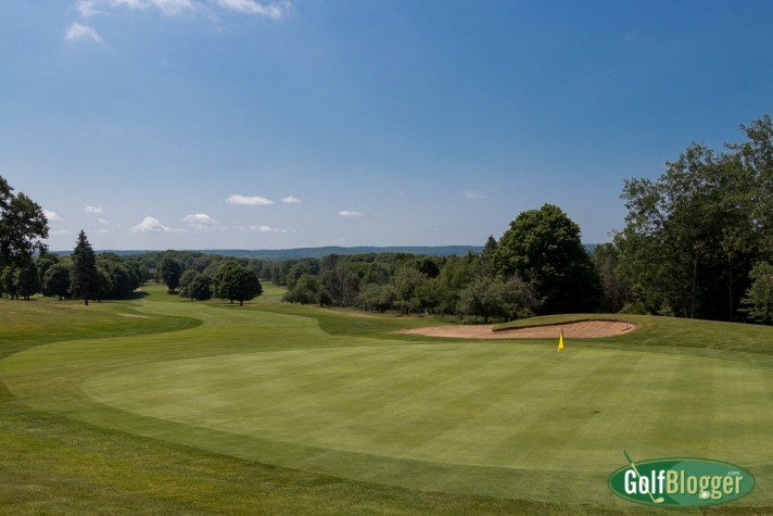 Boyne Mountain Alpine Golf Course Review