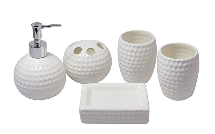 Golf Ball Bathroom Accessories GolfBlogger Golf Blog - Golf bathroom accessories