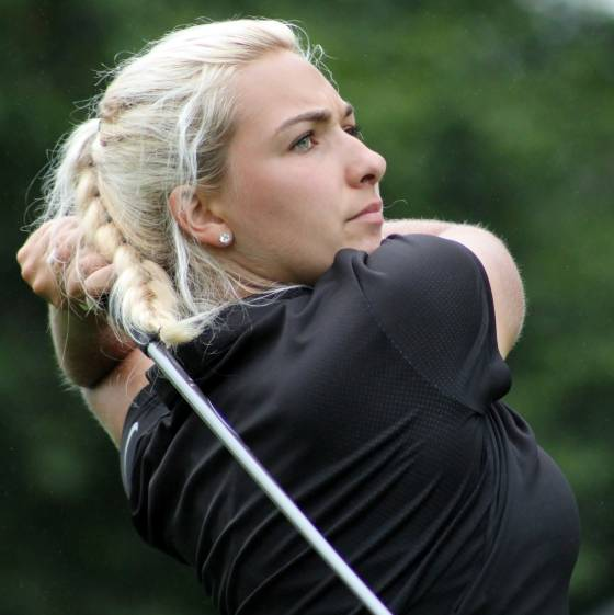 Elayna Bowser Leads Michigan Women's Amateur After First