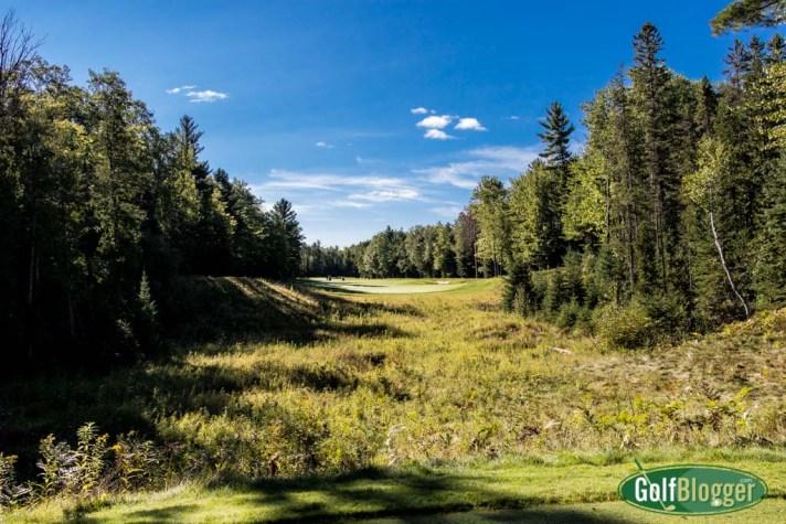 Virtual Golf Show Deals 2021: Gaylord Golf Mecca Black Lake Hole 9