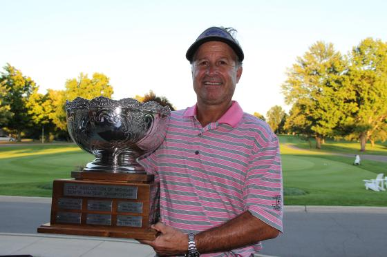 Hole-in-One Powers David Bartnick to GAM Senior Championship