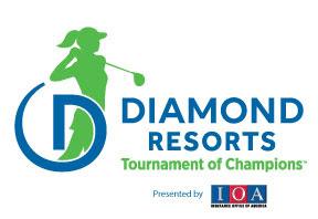 Diamond Resorts Tournament of Champions Winners