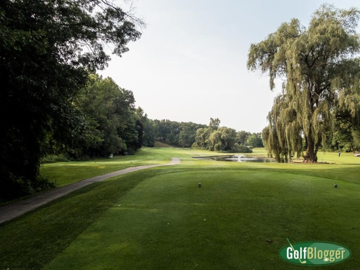 Springfield Oaks Golf Course Review