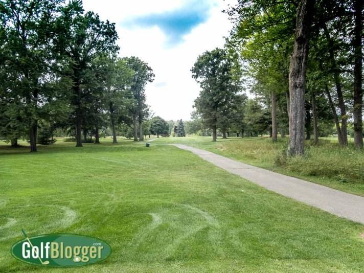 Glen Oaks Golf Course Review