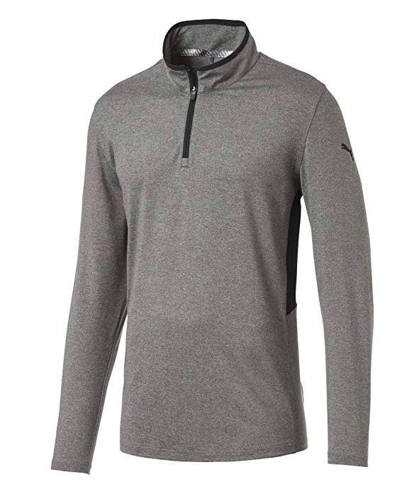 Puma Golf Men's 2019 Rotation 1/4 Zip