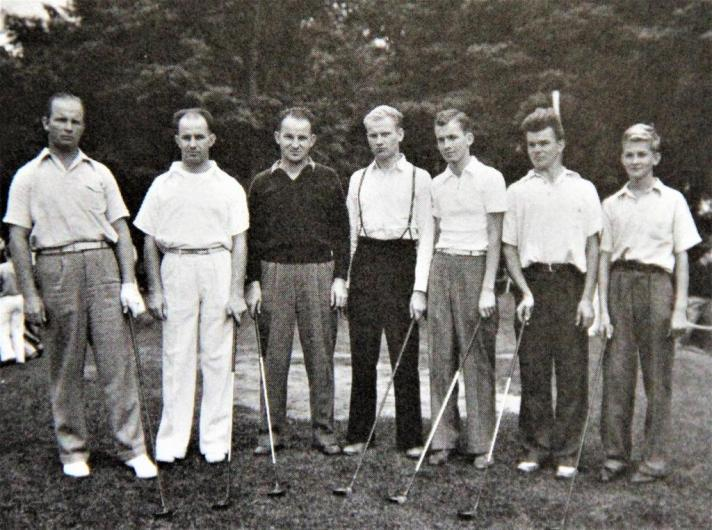 The 1930 Michigan Amateur Launched Chuck Kocsis' Storied Career