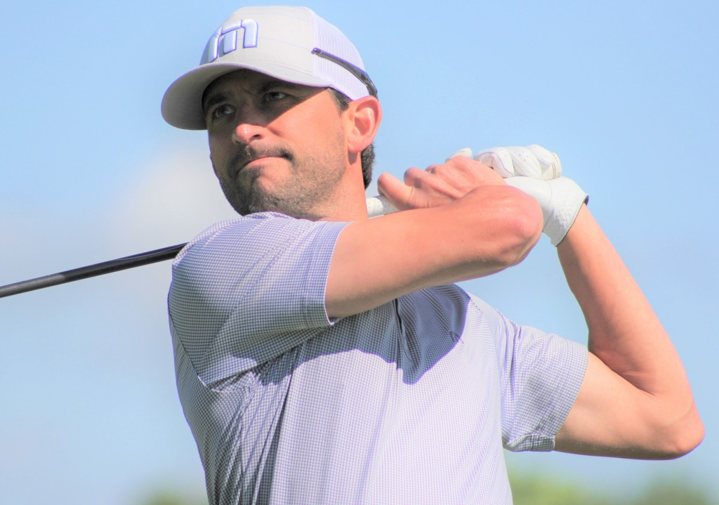 Brain Surgery Survivor Darren Husse Leads 2019 Michigan Open Championship