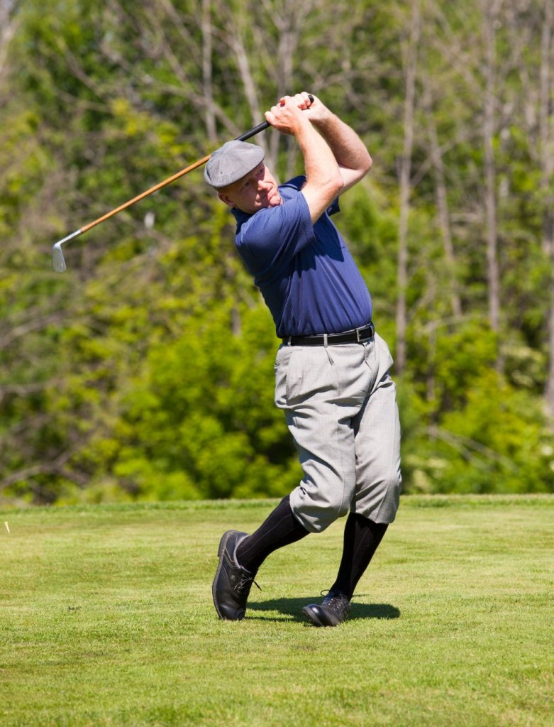 Rick Woeckener Wins US Hickory Open