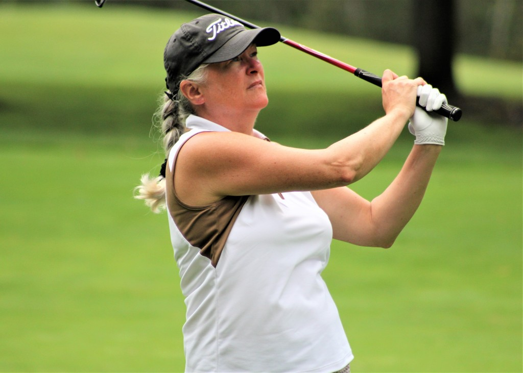 Donna Benford of Linden Wins Second Career Michigan Women's Senior Amateur Championship.