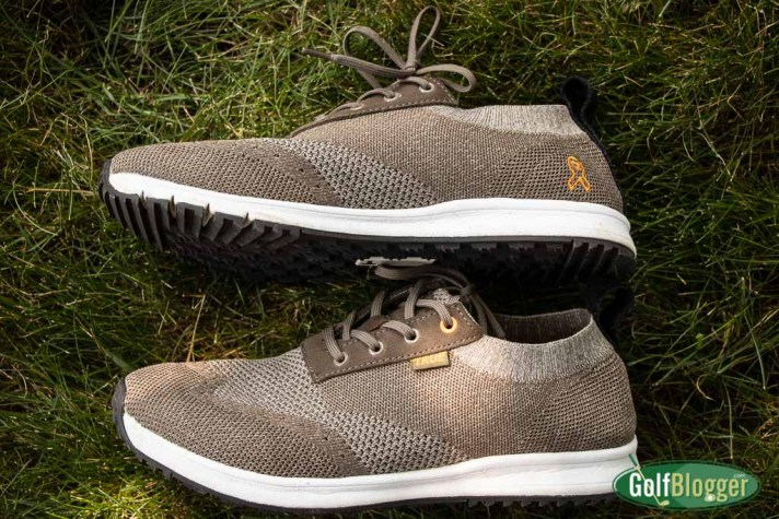 True Linkswear Knit Golf Shoe Review #MSStrong