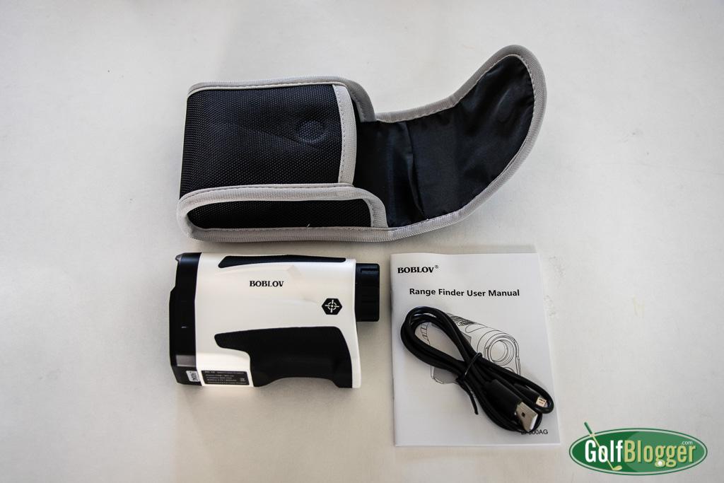 Boblov Laser Rangefinder