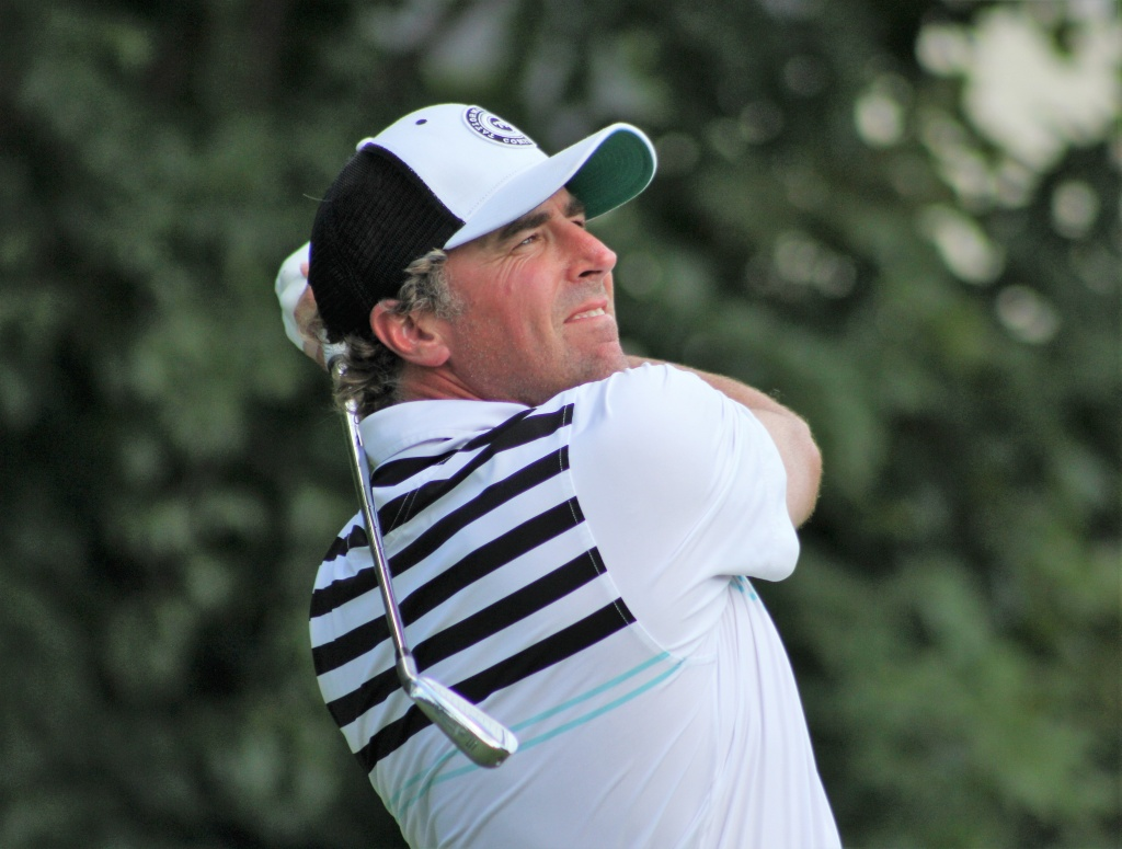 Prestwick Village's Brent Goulding Leads 98th Michigan PGA Professional Championship