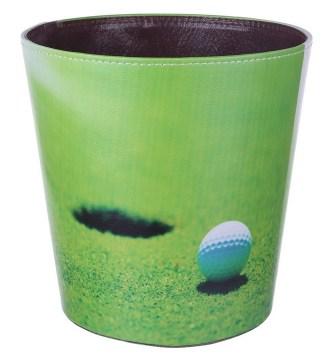 Golf Trash Can