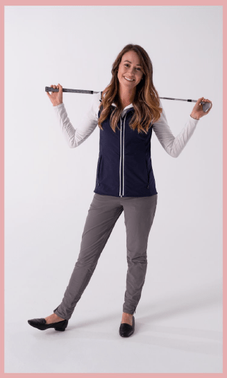The Peggy Pant -- Golf Kickstarter
