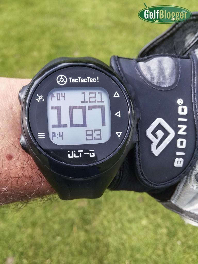 TecTecTec GPS Golf Watch Review