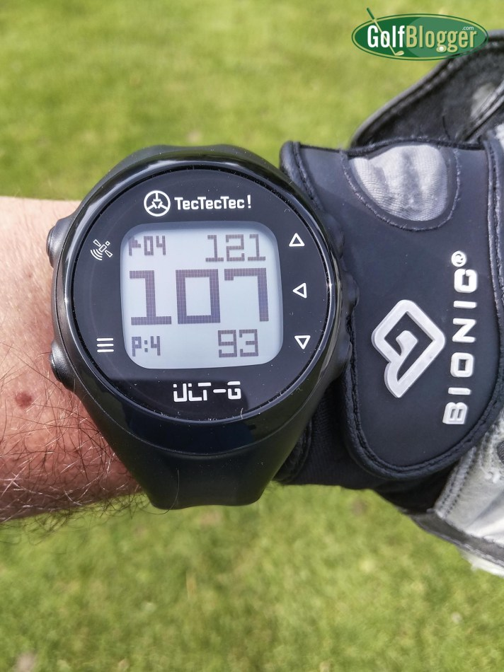 GolfBlogger's Father's Day Golf Gift Guide 2020 Golf Watch