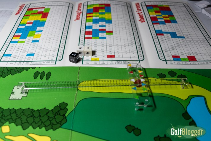 Playing The 1971 Sports Illustrated Handicap Golf Game