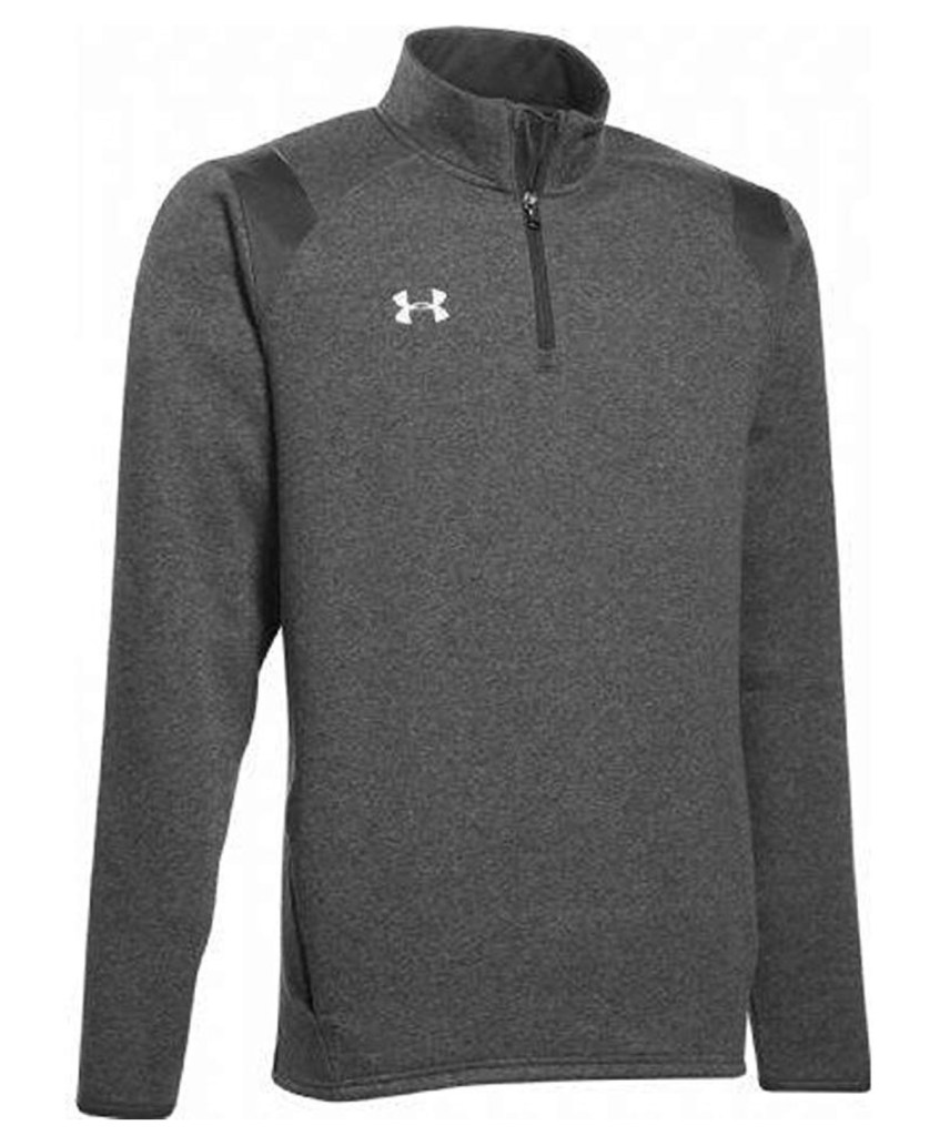 Under Armour Hustle Quarter Zip Fleece