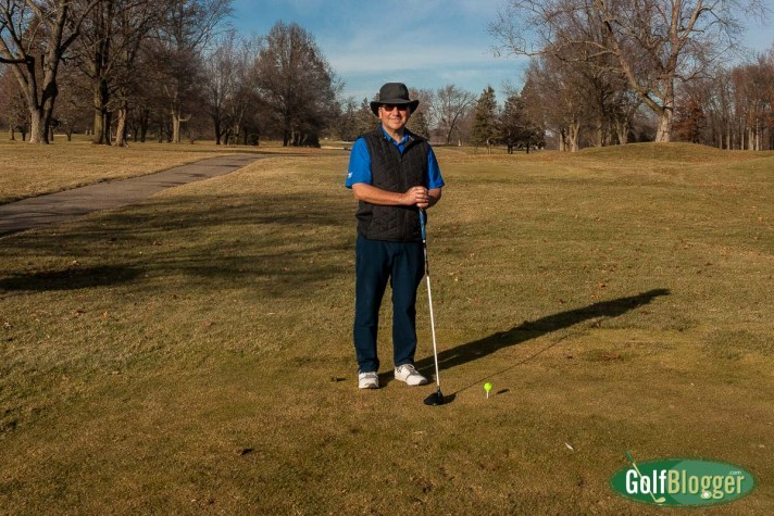 Stealing A Round On December 23. The Golf Blogger.