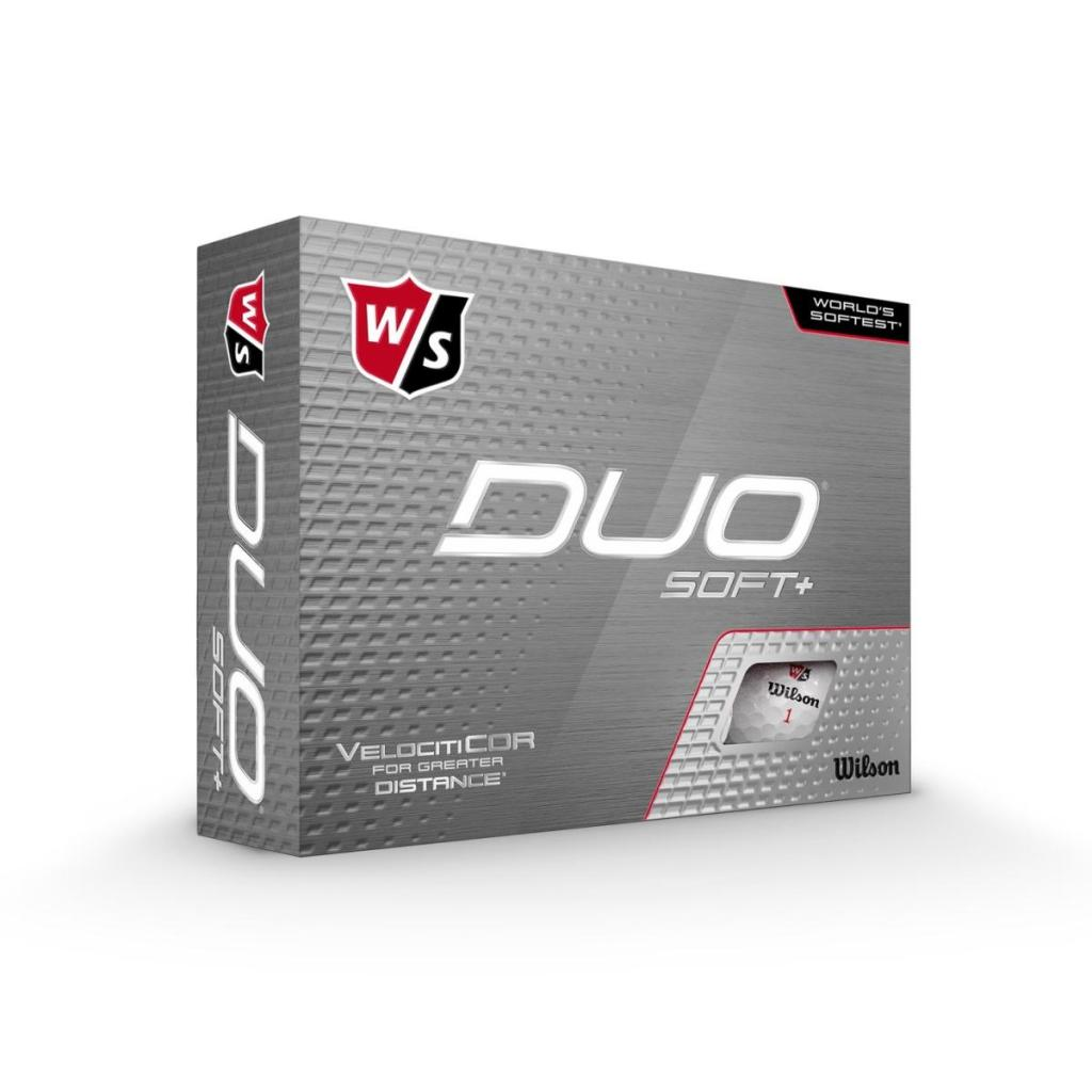 Wilson Introduces Duo Soft+ Golf Balls