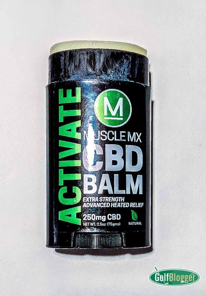 Muscle MX CBD Balm Review