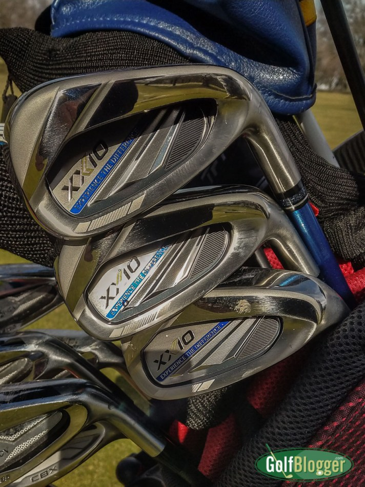 In The Mail: XXIO Eleven Irons