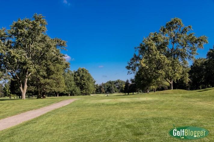 The Seventeenth At Washtenaw Golf Club