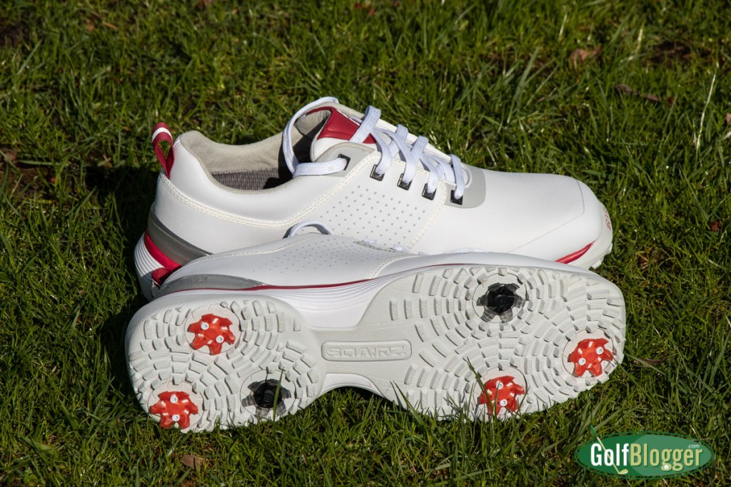 In The Mail: Sqairz Golf Shoes