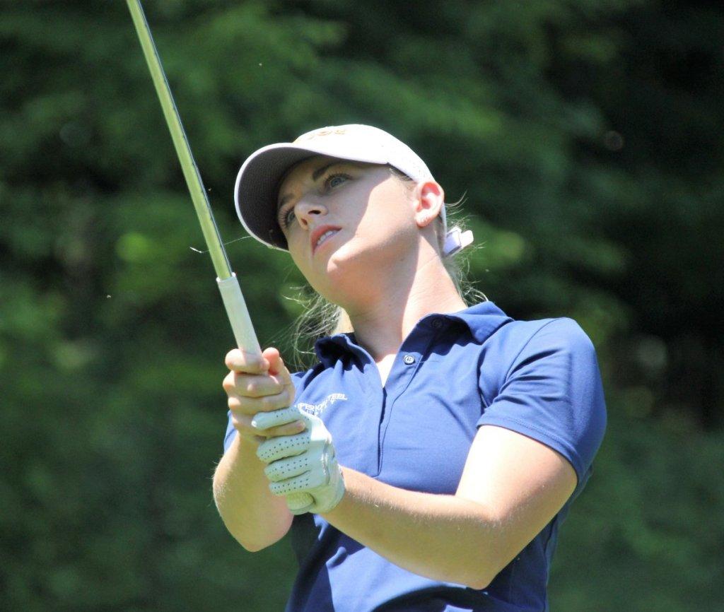 Burnham Leads 2020 Michigan PGA Women's Open