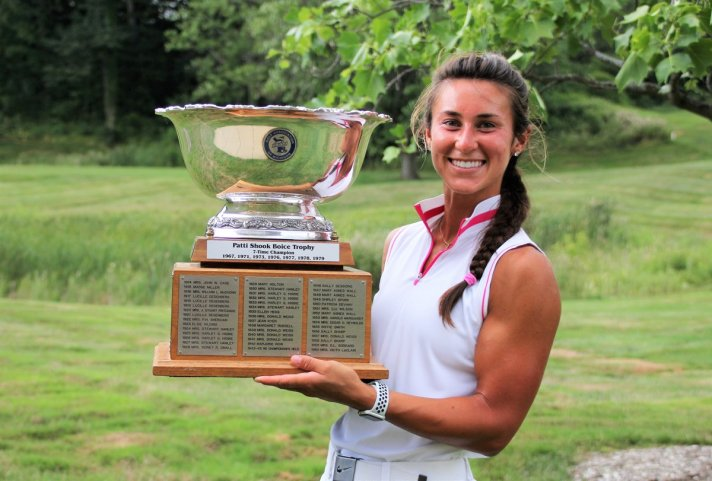 Kramer Wins 2020 Michigan Women's Amateur Championship