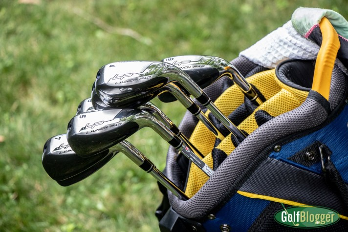 GolfBlogger's 2020 Holiday Gift Guide - Clubs - Wilson Launch Pad Irons