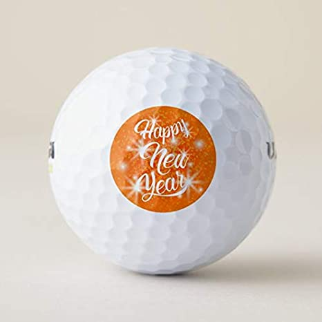 These New Year Golf Balls are the Ridiculous Golf Item of the Week