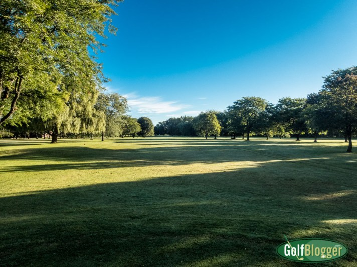 North Star Golf Course Review Sixth hole