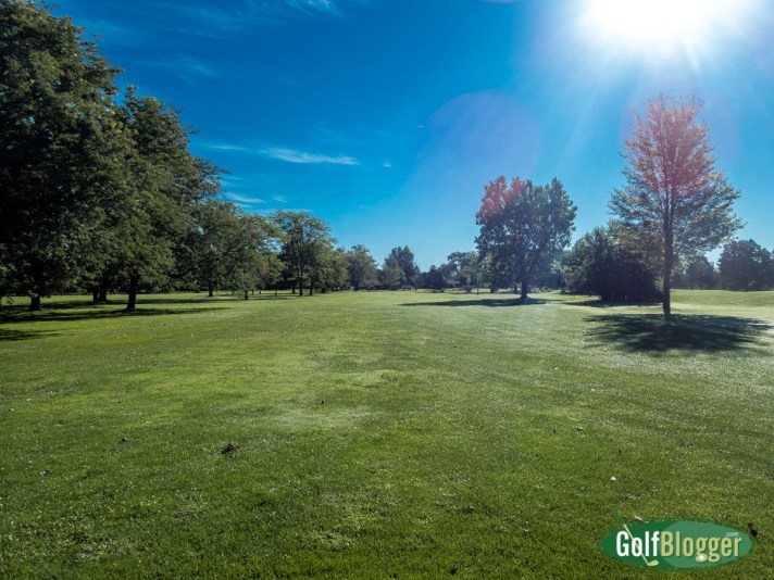 North Star Golf Course Review 15th hole