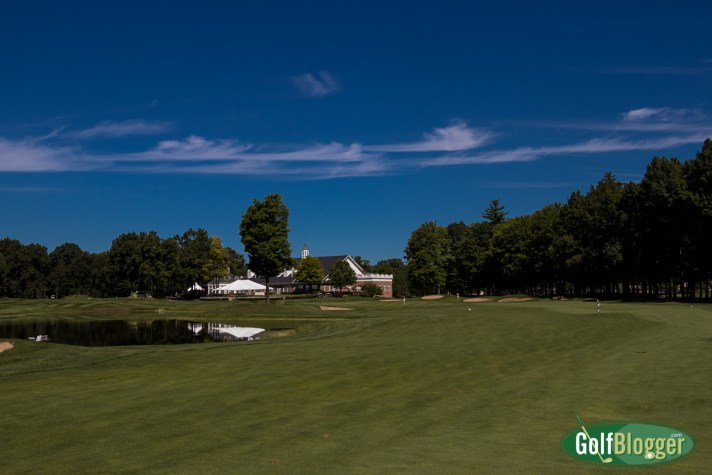 Cherry Creek Golf Course Review 18th hole