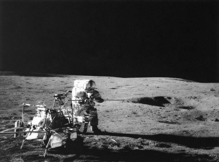 50th Anniversary Of The Golf Shot On The Moon