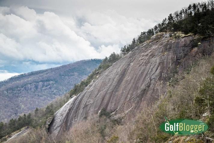 Playing Apple Valley At Rumbling Bald On Lake Lure Chimney Rock