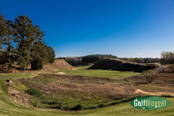 GolfBlogger's North Carolina Golf Trip: Tobacco Road