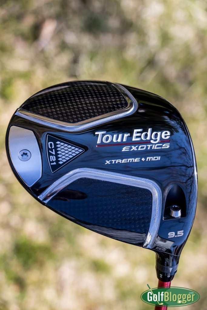 Tour Edge Exotics C721 Driver