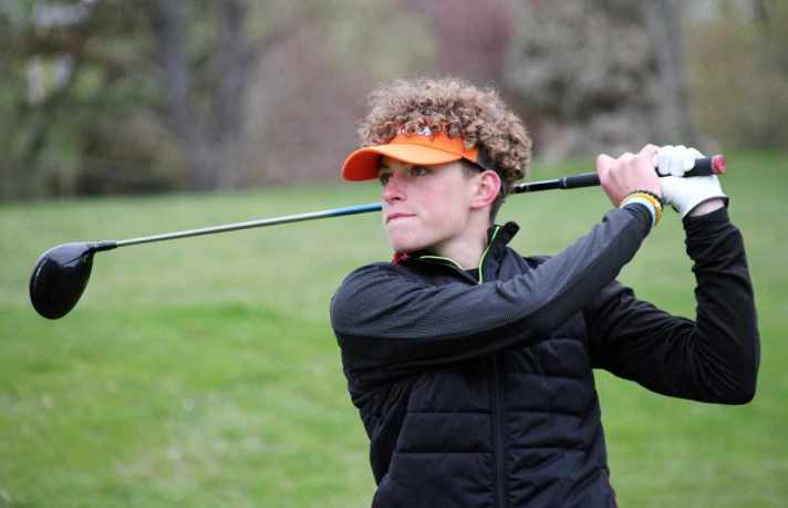 Miller, Stevens Take GAM Junior Kickoff Titles At Washtenaw GC